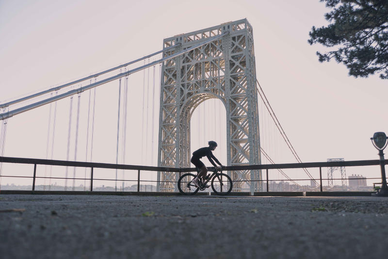 VSCO x Oakley Prizm Sport Lens bridge shot