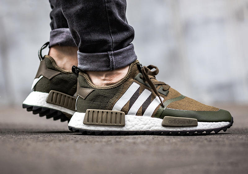 e9e1a354730d An On-Feet Look at the White Mountaineering x adidas Originals  Collaborative NMDs