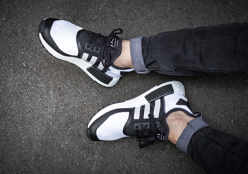 separation shoes b1b9d 13195 White Mountaineering x adidas Originals NMD On Feet Look ...