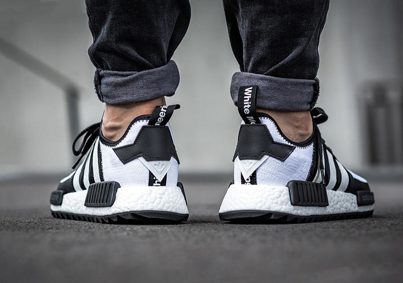 separation shoes 6789d c36d9 White Mountaineering x adidas Originals NMD On Feet Look ...