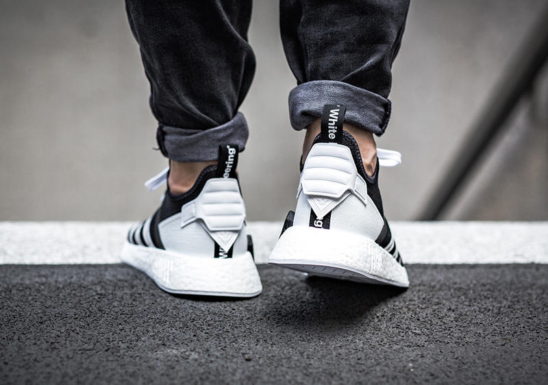 separation shoes cdec1 27d61 White Mountaineering x adidas Originals NMD On Feet Look ...