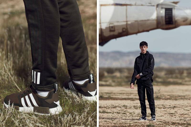 White Mountaineering adidas Originals 2017 Fall/Winter Collection