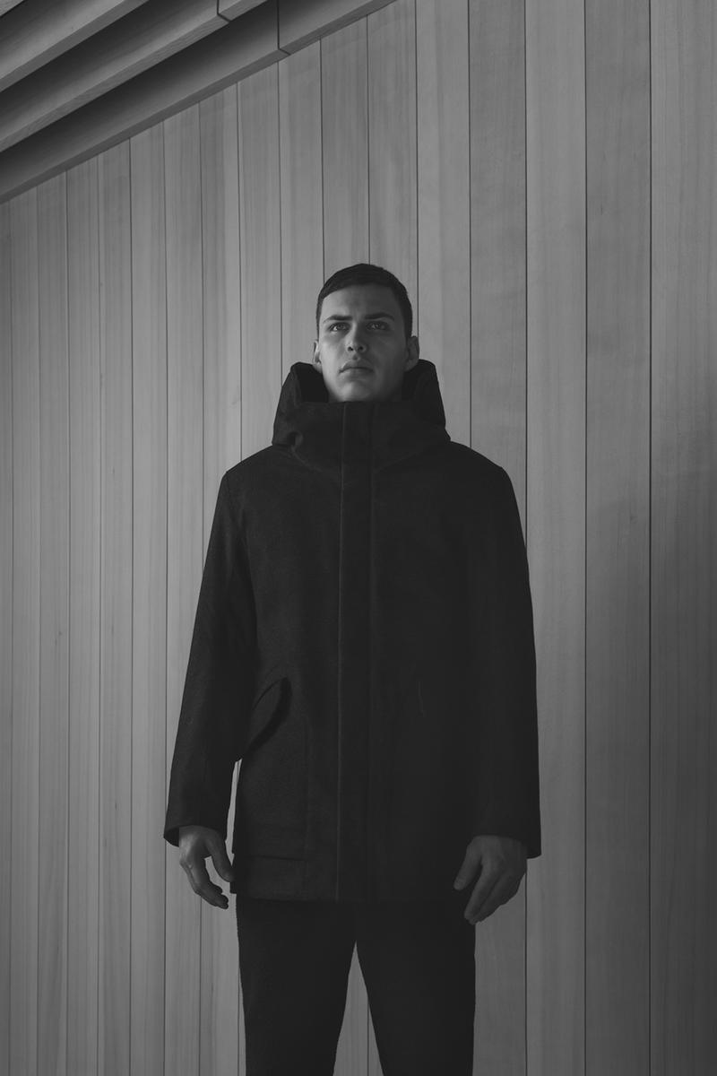 Wings+Horns Fall/Winter 2017 lookbook collection campaign wings horns isolation Comradery clothes clothing fashion style canada