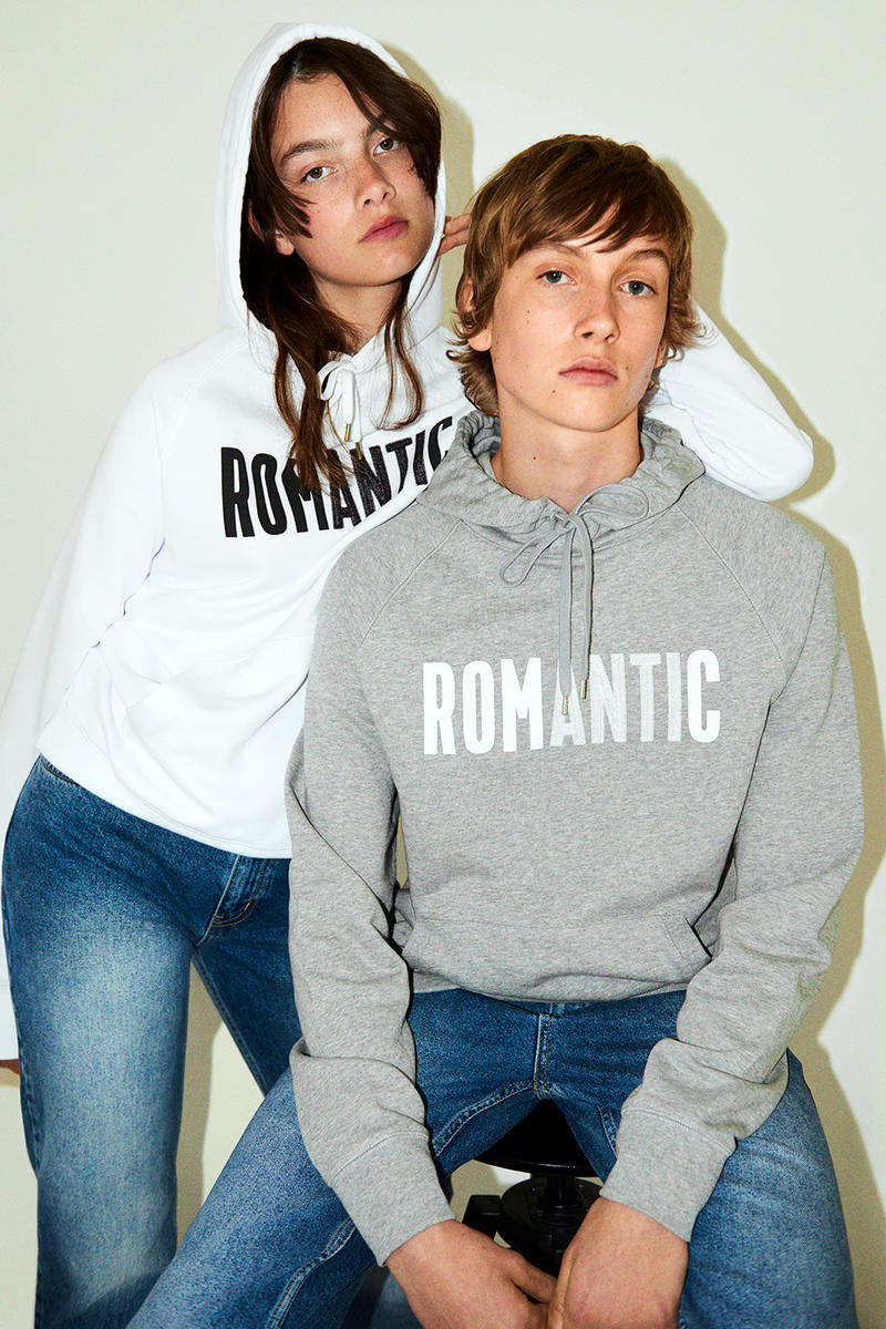 Wood Wood Romantic Hoodies New Colorways