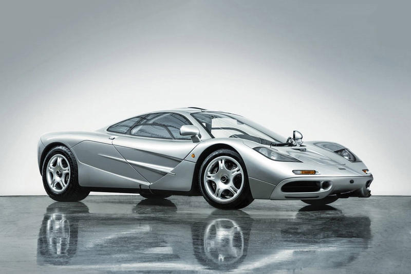 1995 McLaren F1 15 Million USD Dollar Auction Sell Sale Bonhams
