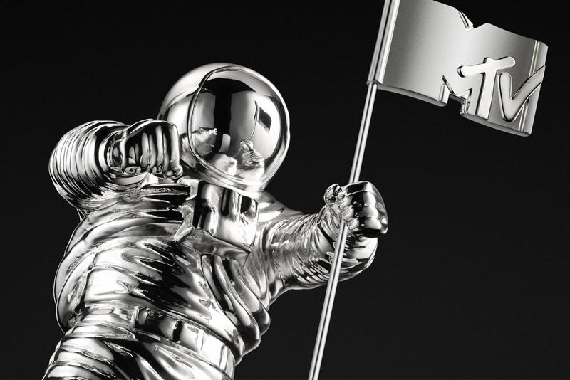 MTV VMAs Moonman