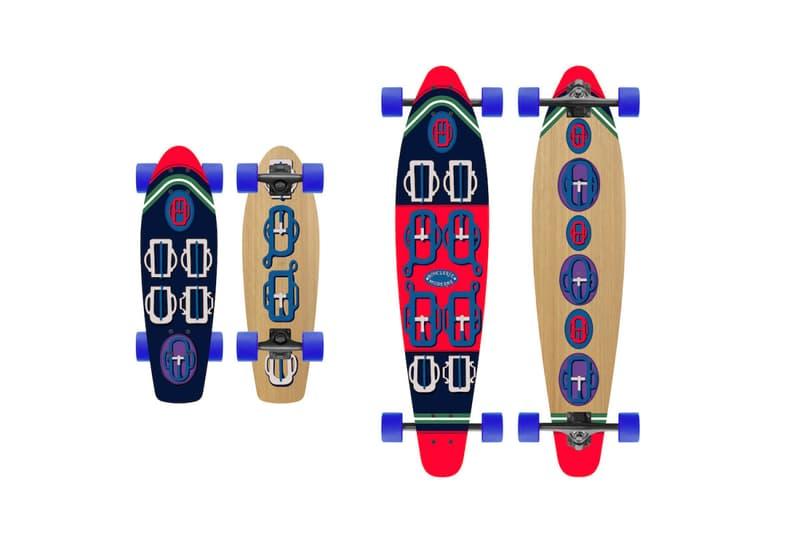 Hermès Skateboard Longboard