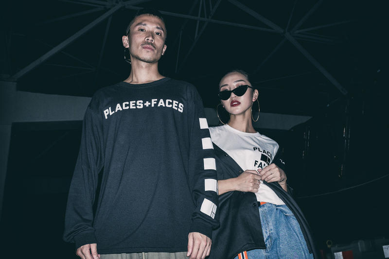Places+Faces x HBX Launch LANDMARK MEN Hong Kong Pop-Up