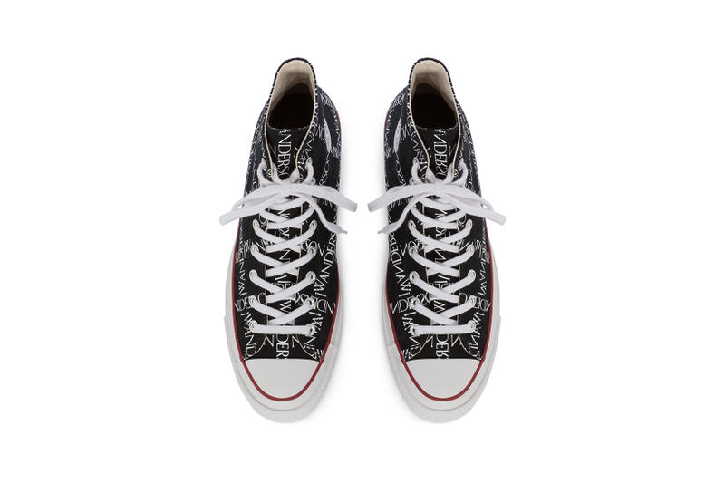 4ce61db52383 J.W.Anderson x Converse Collaboration Footwear