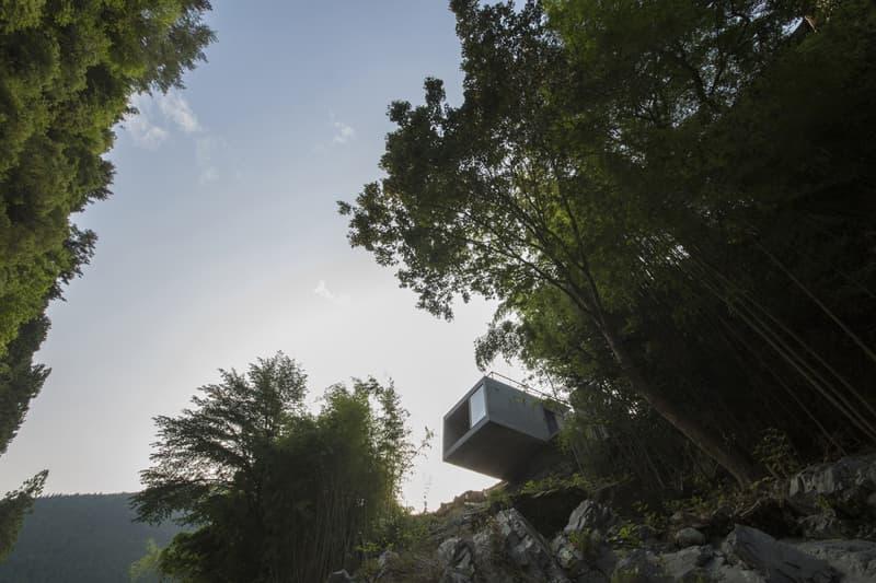 Japanese Fishing Cabin Mixes Tradition & Brutalist Design Masato Sekiya Architects