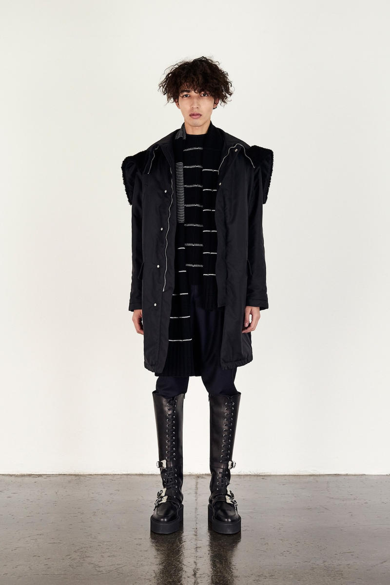 McQ by Alexander McQueen 2017 Fall Winter Collection