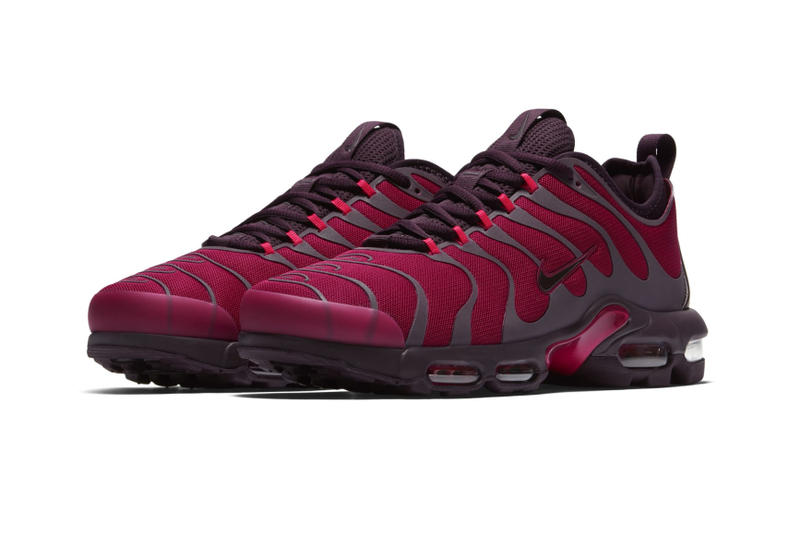 fe8609ba879 Nike Air Max Plus TN Ultra Burgundy Purple