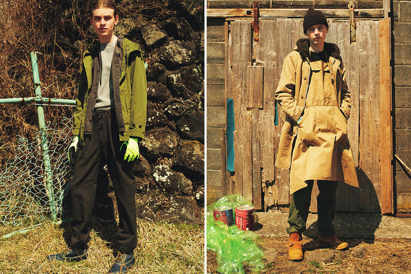OMNIGOD 2017 Fall/Winter Autumn Lookbook Collection