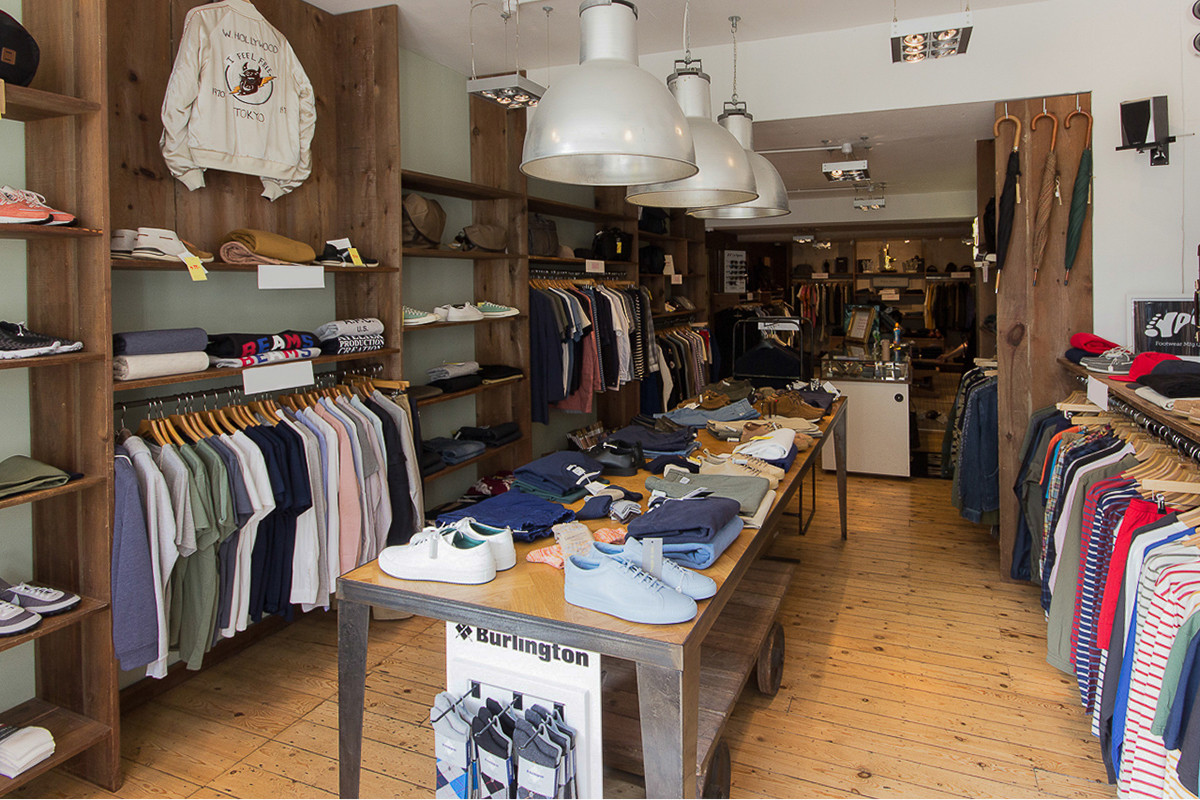 Best UK Stores Outside London Oi Polloi