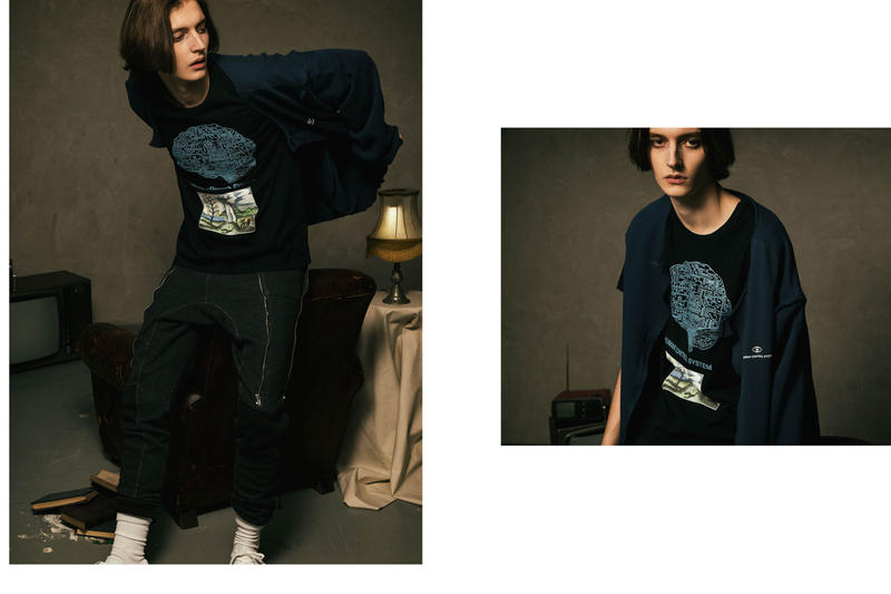 UNDERCOVER 2017 Fall/Winter HBX Editorial
