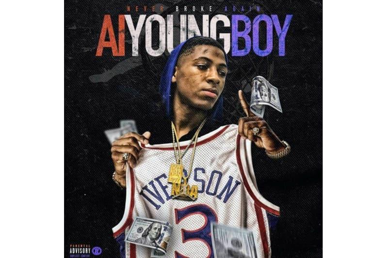 "YoungBoy NBA Reveals ""A.I. YoungBoy"" Tracklist"