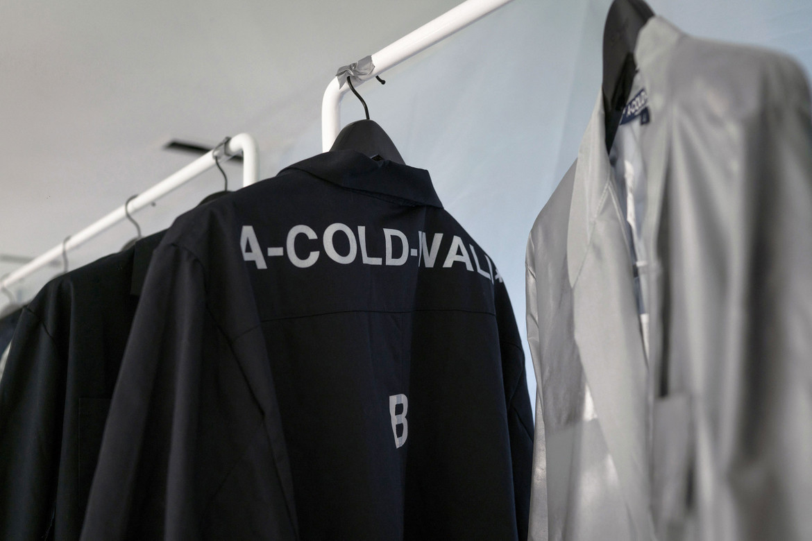 A-COLD-WALL* H  Lorenzo Installation Experience | HYPEBEAST