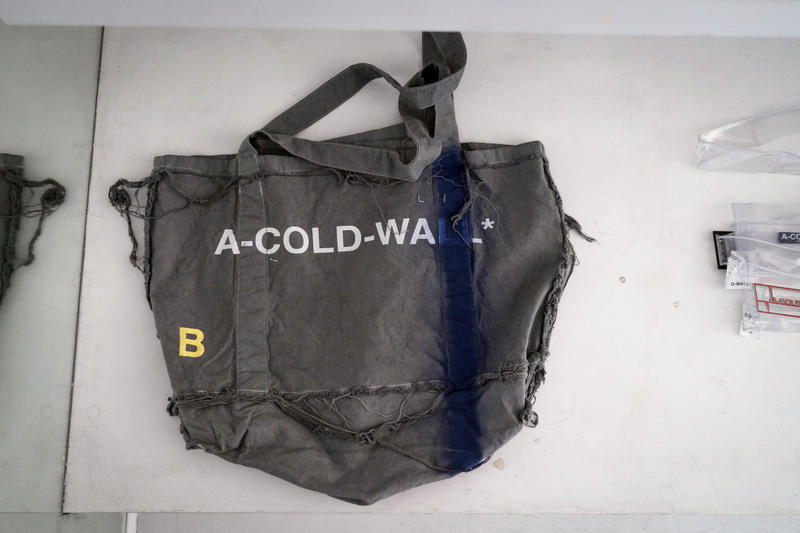 A-COLD-WALL* ACW Installation Experience at H. Lorenzo in Los Angeles