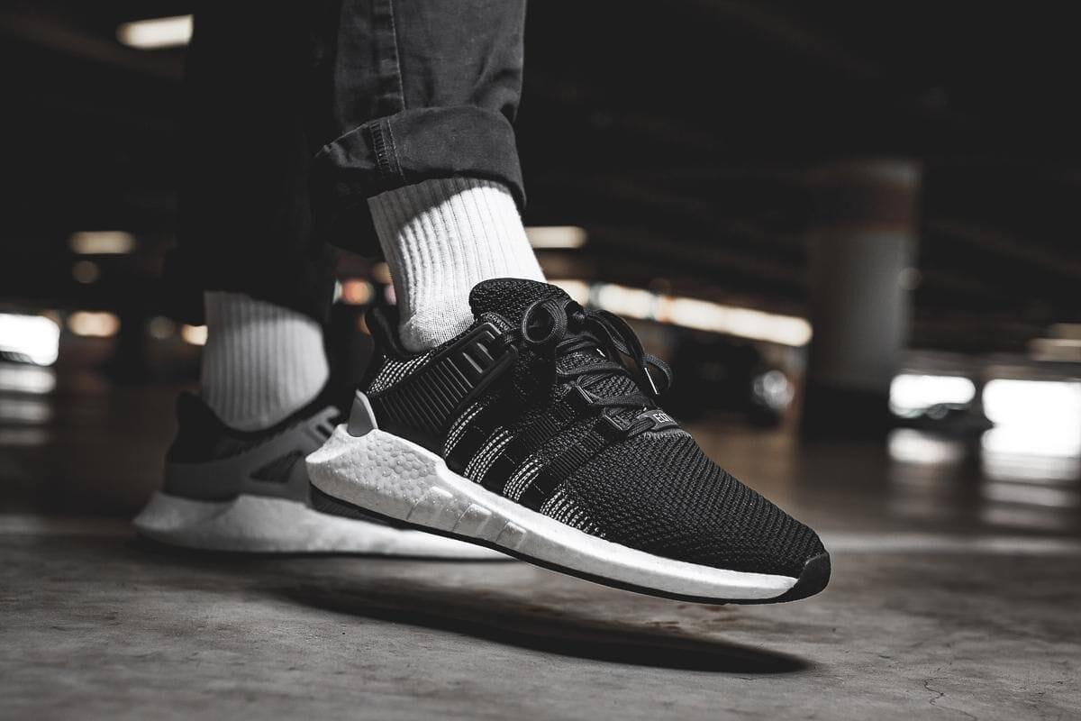 adidas eqt 93/17 black