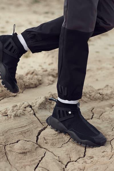 White Mountaineering x adidas Originals 2017 Fall/Winter Footwear Sneakers