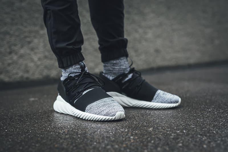 adidas Tubular Doom Primeknit Core Black Grey