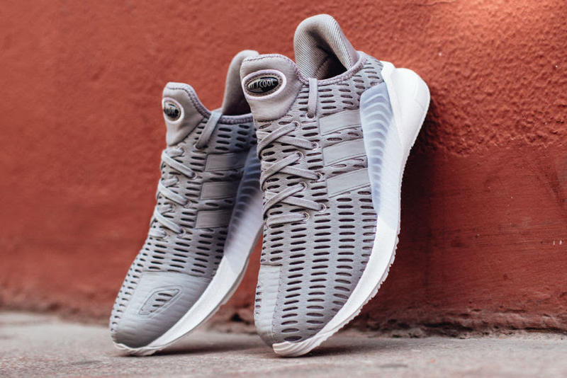 new product 53b5c 6fedd adidas ClimaCOOL 02/17 Ruby & Grey Colourways   HYPEBEAST