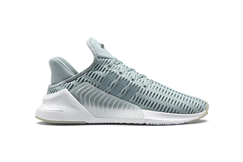 adidas ClimaCool 02 17 White Tactile Green Sneakers Shoes Footwear Summer 2017 August 10 Release Date Info