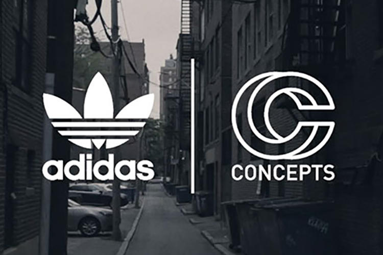 Concepts adidas Three Day Boston Experience Store Keys Grand Opening Party Giveaway