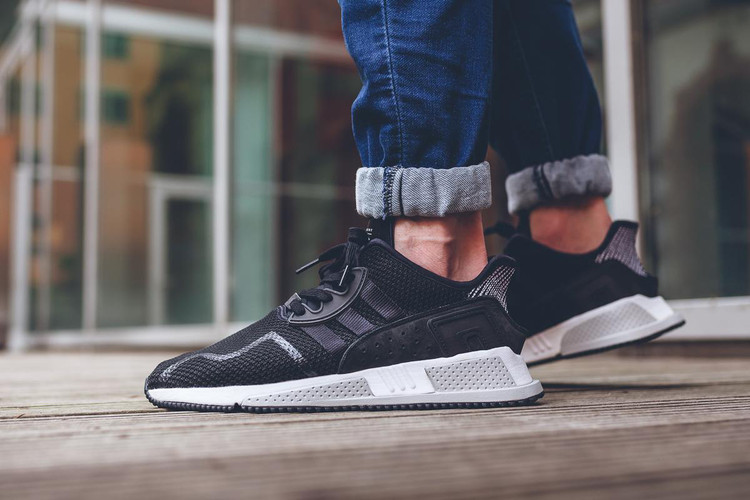 the latest 9366c afc68 An On-Feet Look at the adidas EQT Cushion ADV in