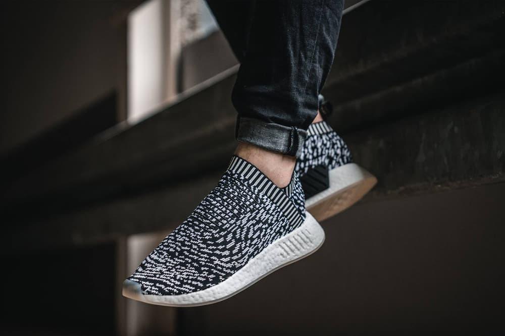 adidas Originals NMD City Sock 2 Sashiko On Feet CS2 PK Solebox 2017 August Release Date Info