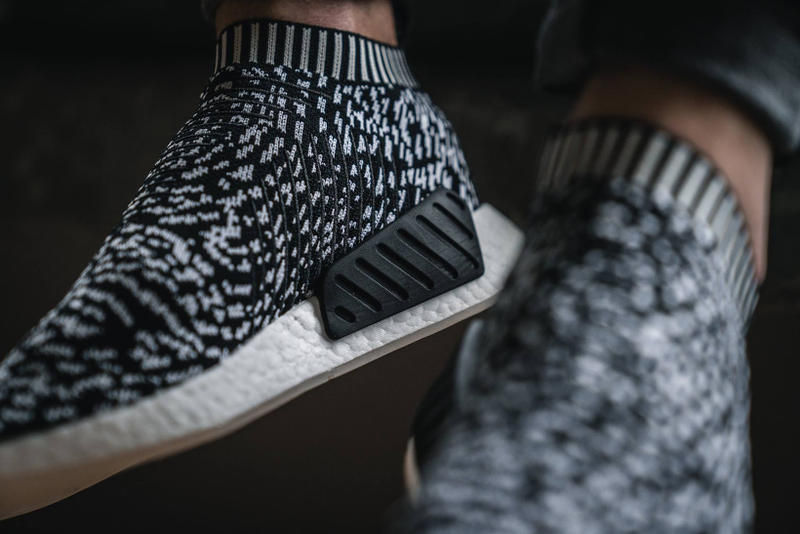 adidas Originals NMD City Sock 2 Sashiko On Feet CS2 PK Solebox 2017 August Release Date Info