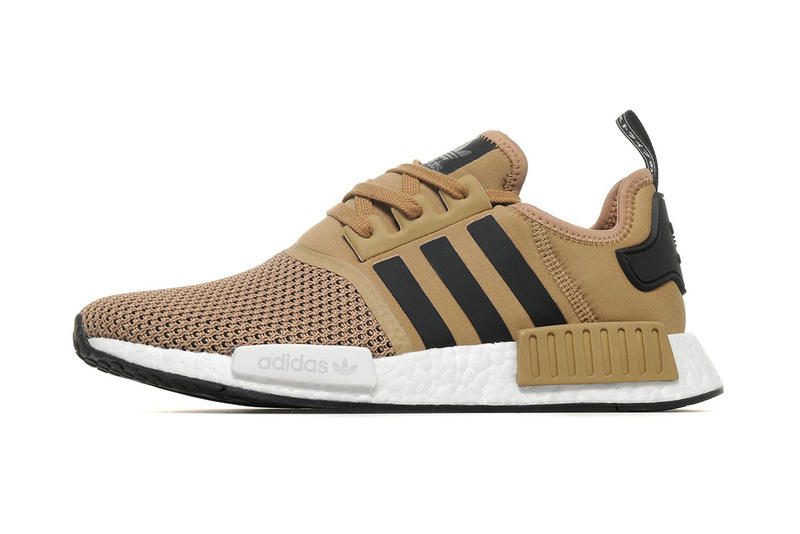 adidas Originals NMD R1 Golden Beige Colorway