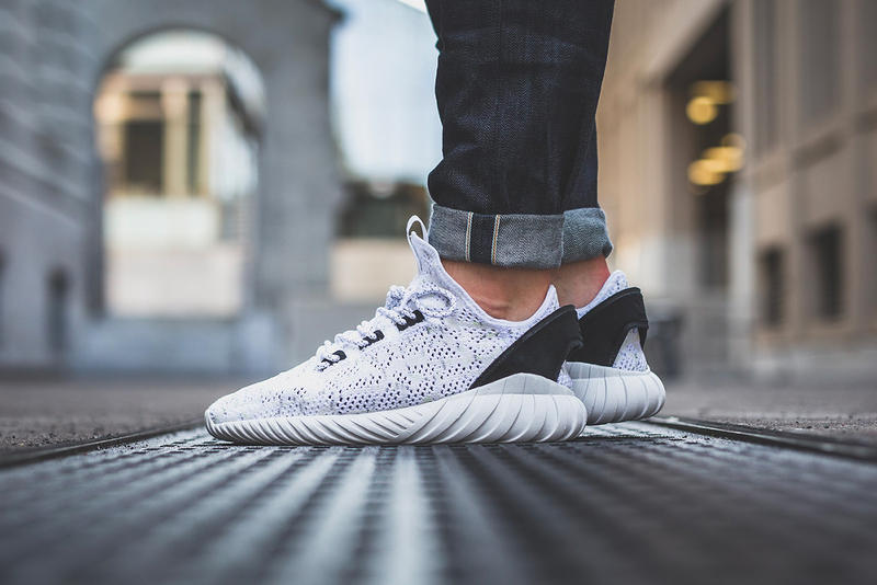 huge discount 7a159 50154 adidas Originals Tubular Doom Sock On-Feet Look | HYPEBEAST