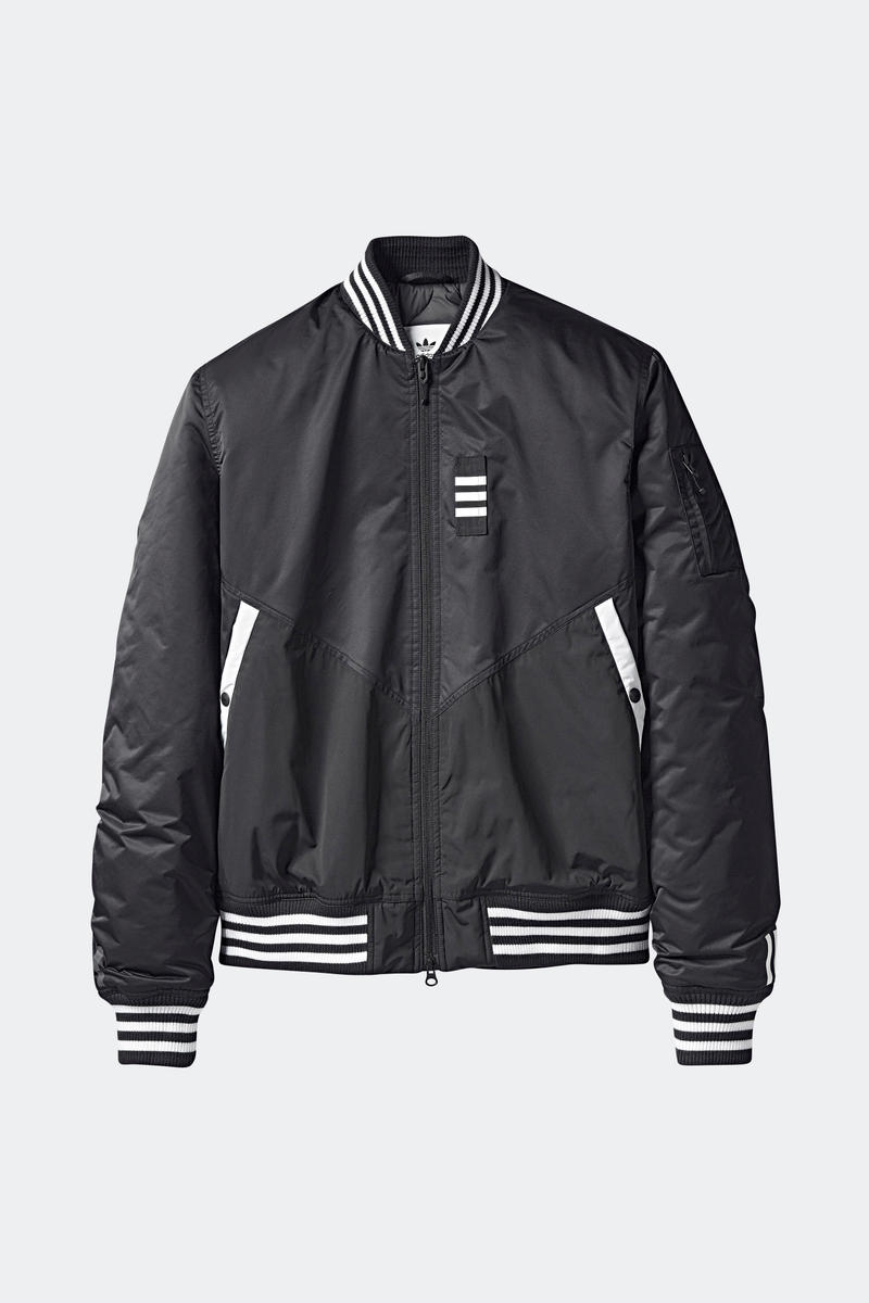 White Mountaineering x adidas 2017 Fall/Winter Apparel Jackets Coats Sweaters Knitwear