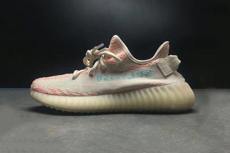 huge selection of 75060 e844f adidas YEEZY BOOST 350 V2 Pink Coral, First Look | HYPEBEAST