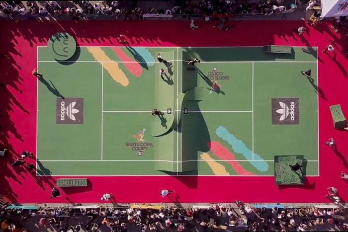 new styles 669b0 6df5d adidas Skateboarding Copa Court Europe Tour  HYPEBEAST