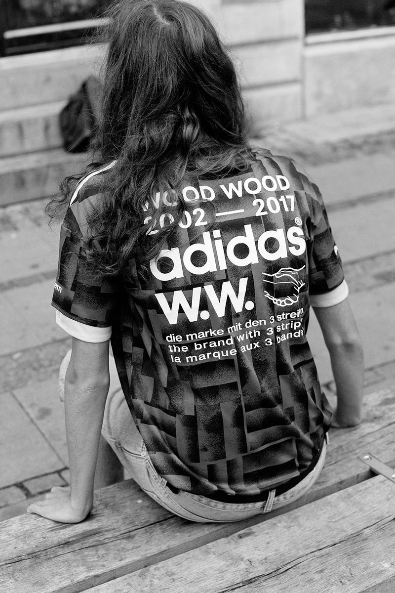 Wood Wood x adidas Originals Football Inspired Collection 15 Year Anniversary