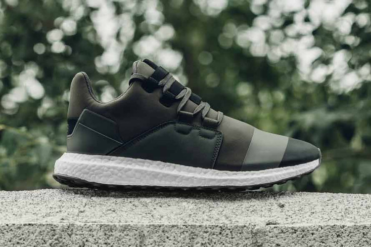 6702154d9bd3 The adidas Y-3 Kozoko Low Returns in Sleek Black and Olive