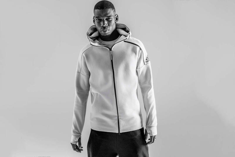 New adidas ZNE Pulse Collection Paul Pogba Gareth Bale