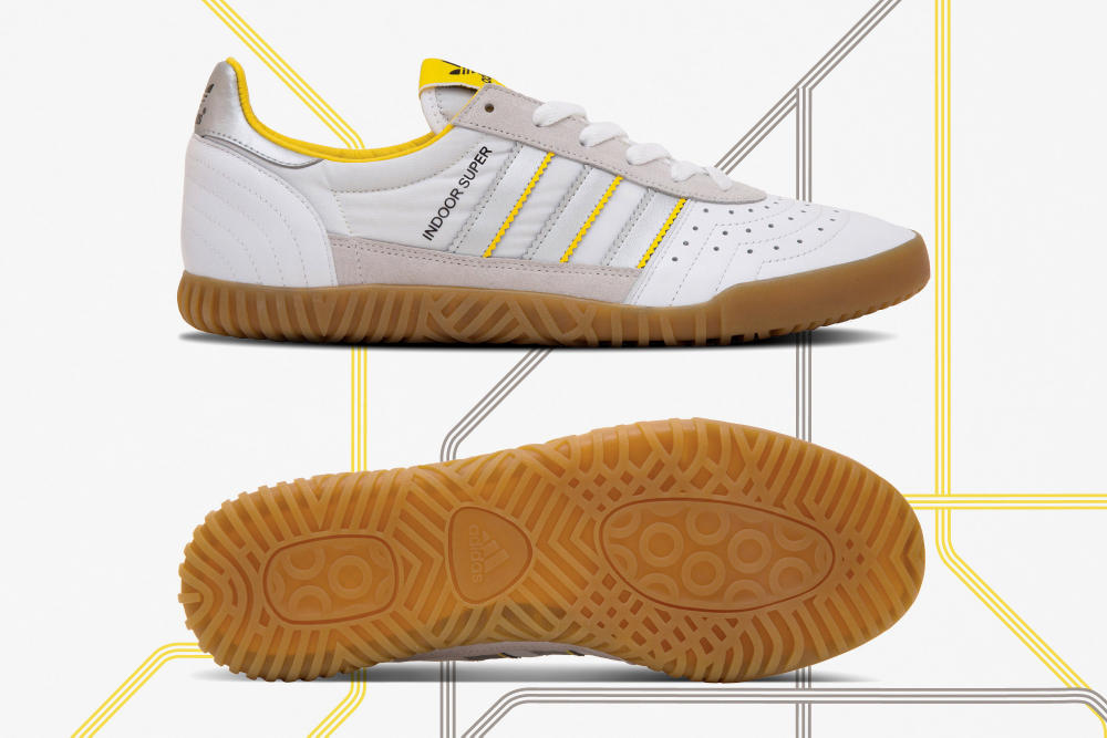 adidas Originals x Size? London to Manchester Gazelle Super Indoor Super