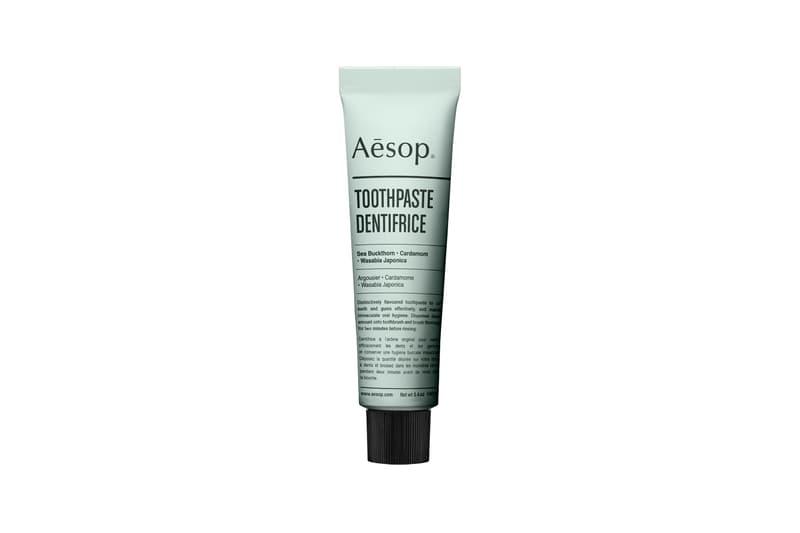 Aesop Hwyl Fragrance Barnabé Fillion Toothpaste Eau de Parfum