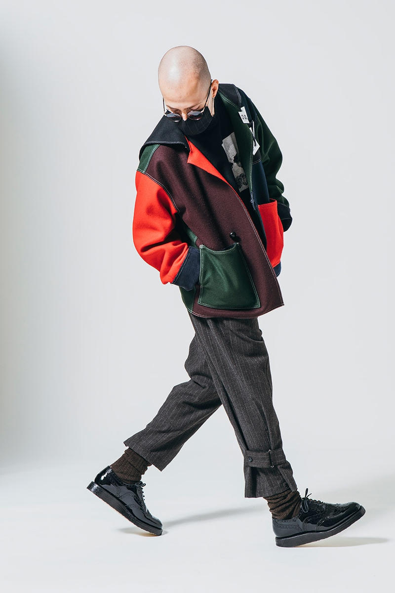 AïE 2017 Fall Winter Collection Lookbook Nepenthes Engineered Garments