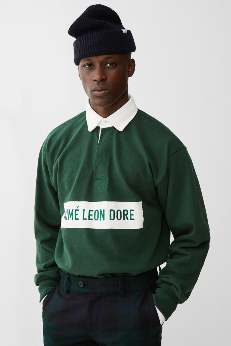 Aimé Leon Dore 2017 Fall/Winter Lookbook