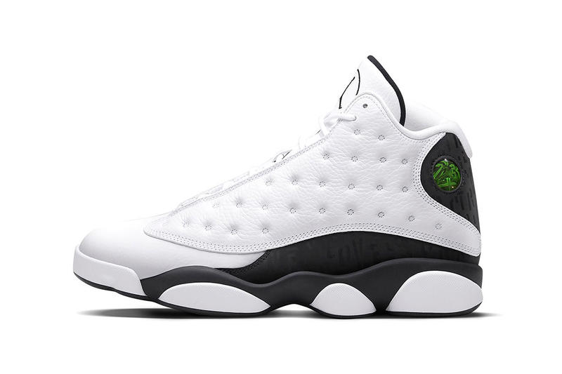Air Jordan 13 Love and Respect Black White White Black e06f345c2dd6