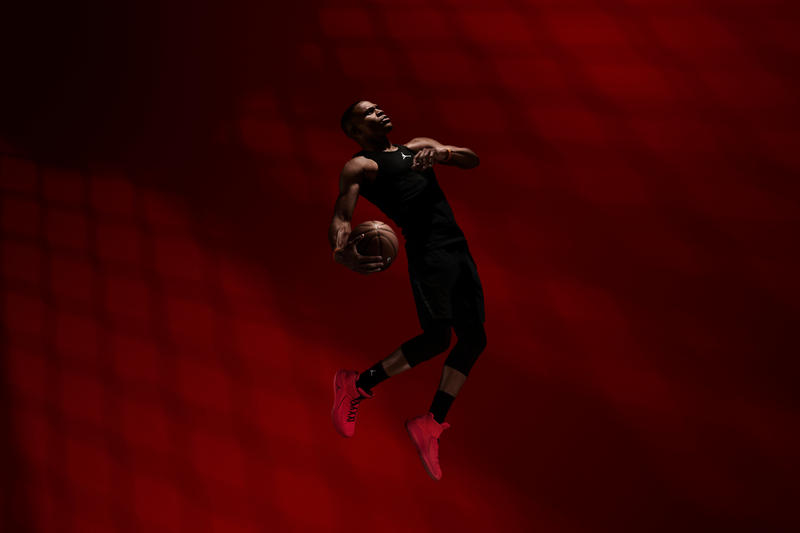 919ea87cf980 Air Jordan 32 Officially Revealed Russell Westbrook Rosso Corsa Bred Bred  Low black red basketball sneakers