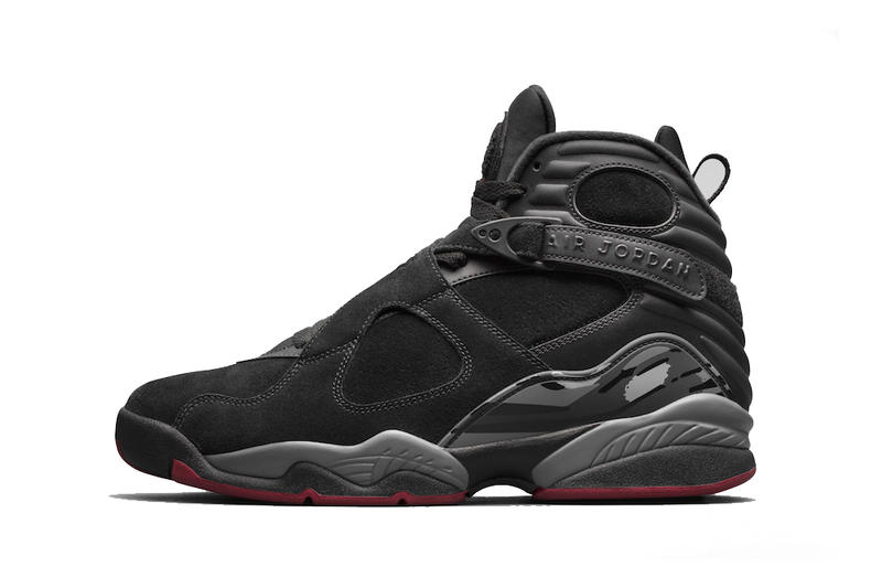 ed1a7371846203 Air Jordan 8 Cement 2017 September 16 Release Date Info Sneakers Shoes  Footwear black red bred