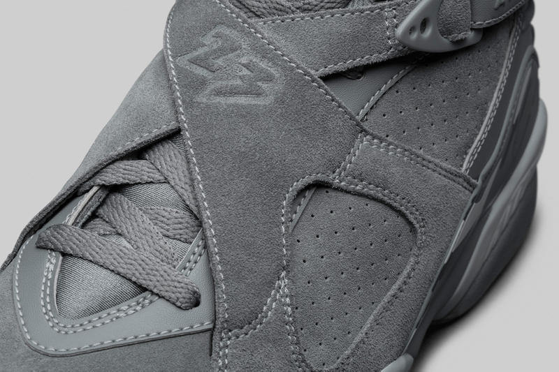 Air Jordan 8 Cool Grey Release Date