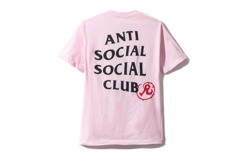 Anti Social Social Club Richardson Collection