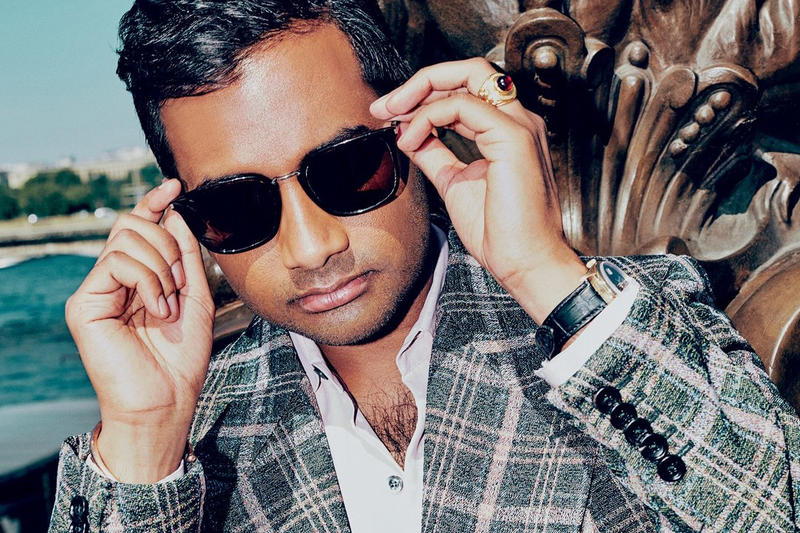 Aziz Ansari GQ Style 2017 Fall Cover Story Interview Master of None
