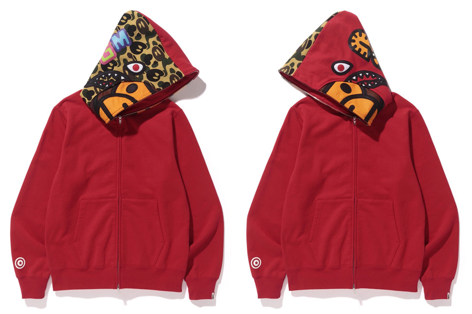 BAPE's New Baby Milo Camo Shark Collection Is an Explosion of Color